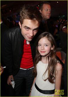 Kristen Stewart & Robert Pattinson: 'Twilight Saga: Breaking Dawn - Part 2' Premiere After Party!