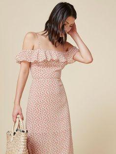 The Hydrangea Dress  https://www.thereformation.com/products/hydrangea-dress-flower-mist?utm_source=pinterest&utm_medium=organic&utm_campaign=PinterestOwnedPins