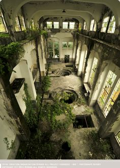 REPORT - 159 │ 旧和賀川水力発電所の画像 | 6Frogs - 行ってみたら凄かった。 │ 廃虚や廃村、秘境や遺構の…