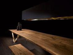 Mobili brotto ~ Vero table concept furniture arte brotto salotto