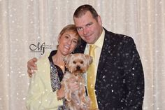 Adrian and Sue Carter, photo by: Maria Jane Photography