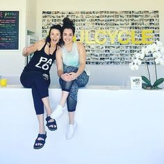 This babe hit her 150th ride with me today @soulcycle! From the back, to the middle, to front and center... you are a BADASS and shine so bright @rachelberenbaum! SO much love for you girl. 💛✨👯 #soulpalo #soulcycle #soulpeoplearethebestpeople #bayarea #paloalto #stanfordshoppingcenter #community #health #fitness #wellness #montereylocals #pacificgrovelocals- posted by Steph Stokes https://www.instagram.com/stephstokes_. See more of Pacific Grove, CA at http://pacificgrovelocals.com