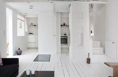 Vedbaek House designed by Norm Architects of Denmark and design studio, Rudersdal, Denmark.