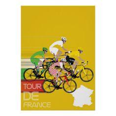Tour De France Poster - Check this.