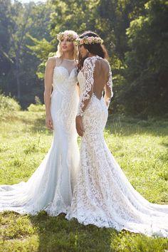 Ashley & Justin Bridal - Wedding dresses now in Wonderland!