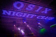 QSIX NIGHTCLUB Burgkunstadt LED lightshow
