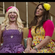 Channing Tatum and Jimmy Fallon...in drag!