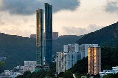 Summit and Highcliff Buildings, Hong Kong. (945×630)