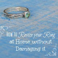 Ring Too Loose Quick Fix