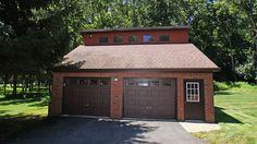Modern Detached Garage With Loft | Description Garage & Loft