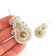 Image result for soutache earrings