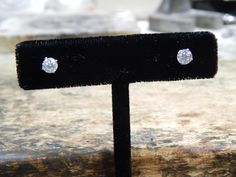 0.79 ct Diamond Stud Earrings
