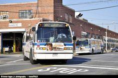 Metropolitan Transportation Authority, Buses And Trains, Vintage New York, Bus Driver, Busses, Gta, Logan, New York City, North America