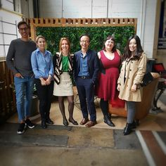 NEW START MONDAY  This week for New Start Monday we are excited to introduce you to the team from ORC International.  ORC International is a leading provider of true intelligence   Through uncovering what truly engages people around the world  they provide specific actionable solutions that bring their clients closer through employees marketing and strategy.  Welcome to Bay 9 ORC! What a great addition to the Bay 9 family