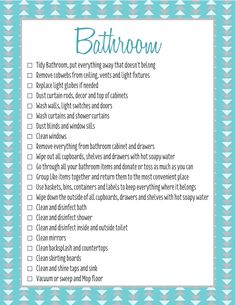Living simple daily cleaning schedule clean pinterest for Minimalist living checklist