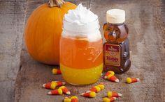 Honey Candy Corn Drink