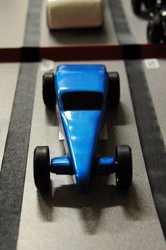 2009 CSCA Pinewood Derby - Blue Rod by cdubya1971, via Flickr