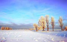 New Post snowy landscape christmas wallpaper