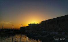 Termina la jornada / End the day / #israel       #sun #sunset #sunsetMagic #sunday #sea #seasunset #port #boat #sky #discovery #travel #travelphotography #photography #explore