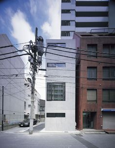 Step by Apollo architects
