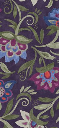 Susan Sargent Has A Great Sense Of Combining Colors And Patterns