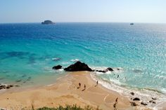 Paliolino Beach Kefalonia by Margot Raggett Photography
