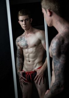 DNA Magazine - Eamon Mulgrew by Lukeography - Part 2 Male Models, Dna, Worship, Sexy Men, Statue, Instagram Posts, Pictures, Magazine, House