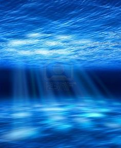 Light beams under water...one of my favorite parts of scuba diving