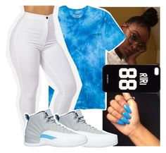 """"" by leshabest ❤ liked on Polyvore featuring NIKE and LES (ART)ISTS"