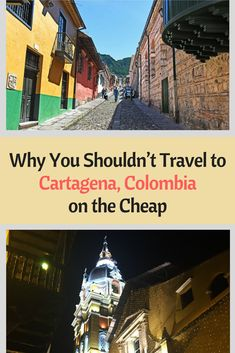 Treat yourself in Cartagena, Colombia!