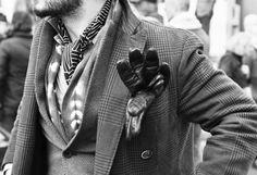 ascot tie | Tumblr