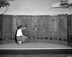 ... analog computer! by x-ray delta one, via Flickr
