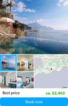 Santa Caterina (Amalfi, Italy) – Book this hotel at the cheapest price on sefibo.