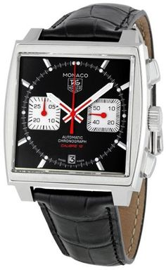 Tag Heuer Steve McQueen Edition Monaco Mens Watch CAW2114.FC6177 by Tag Heuer @ TAG-Heuer-Watches .com