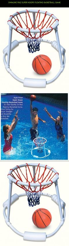 Swimline 9162 Super Hoops Floating Basketball Game #kit #pools #camera #fpv #tech #toys #shopping #products #gadgets #plans #parts #drone #technology #racing