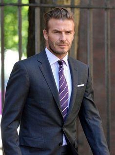 cool David Beckham Hair - All Hairstyles Through The Years