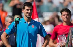 """Djokovic Said He Respects Female Tennis Players Because They Have To Deal With """"Hormones"""" Tennis Videos, Tennis Lessons, Tennis World, Sports Channel, Tennis Players Female, Tennis Match, Tennis Clubs, Tennis Stars, Mens Fashion"""
