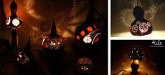Lámparas realizadas