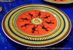 "Versace for Rosenthal Tableware ""Iconic Heroes"" Collection 