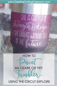 How to paint an ozar