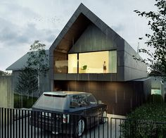 Single Family House, Kraków | Tamizo Architects