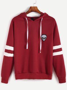 63e03b5b5ae1 Cheap fashion sweatshirt, Buy Quality sweatshirt fashion directly from  China hooded sweatshirt Suppliers  Dotfashion Kawaii Clothes Autumn 2016  Woman s ...