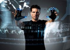 The technology portrayed in the Tom Cruise movie Minority Report continues to come to fruition in real life, this time with advances in the transparent displays Tom's character used throughout the science fiction film! Tom Cruise, Film Science Fiction, Fiction Movies, Smart Home Technology, Futuristic Technology, Technology Gadgets, Technology Innovations, Techno Gadgets, Phone Gadgets
