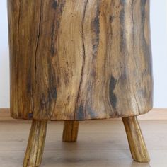 Design essentials, antique farmers stool/side table with patina. Indoors or out, it serves many purposes. Tree Trunk Table, Coffee And End Tables, Table And Chairs, Midcentury Modern, Farmhouse Decor, Stool, Mid Century, Indoor, Antiques