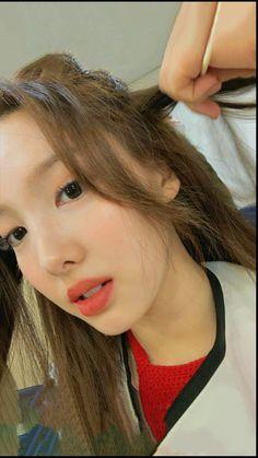 Nayeon Twice, Im Nayeon, Idol, Bunny, Korean, Wallpaper, Heart, Girls, Artists