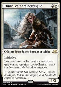 Thalia, cathare hérétique - magic-ville.com