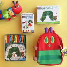 From Chronicle Books in San Francisco: Happy Very Hungry Caterpillar Day! In honor of the hungry caterpillar we know and love we're giving away the goodies pictured here to one lucky reader. To enter for a chance to win simply follow us and tag two friends! Contest ends Monday 3/21 at midnight PST. #bookporn