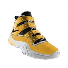 classic fit 3127b 6d3eb Nike Zoom Sharkley Paul White Black Yellow