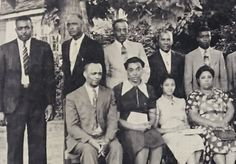 Elbert Williams standing far left is the known NAACP Official murdered for his civil rights activity, June Brownsville, Tennessee. Two Decades, Cold Case, African American History, My People, Civil Rights, Black History, Hero, Community, Couple Photos