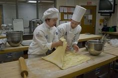 Puff pastry or Laminate doughs are easier to manage when made with Daisy Organic Pastry Flour